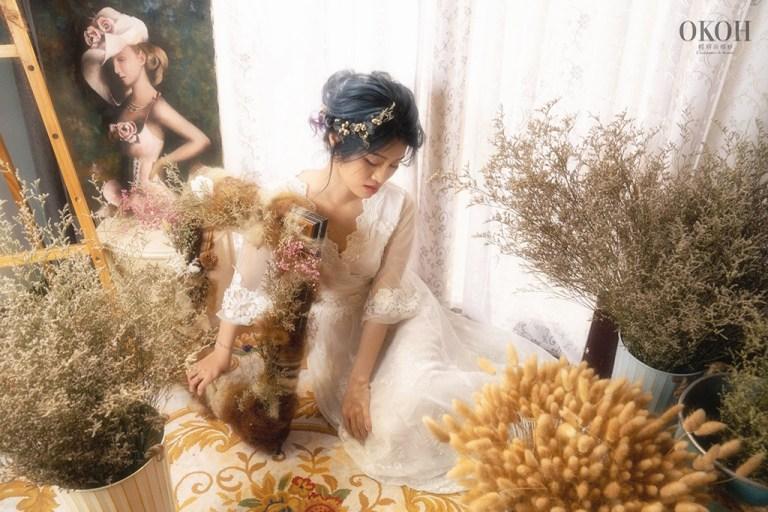 滿足對婚禮不同的想像,就在OKOH輕時尚婚紗!-OKOH土城婚紗店