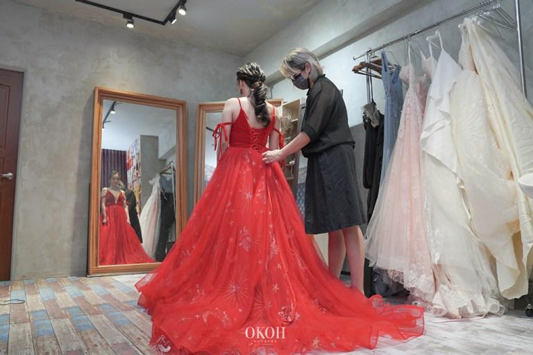 最貼心的婚紗流程,婚禮第一線必關注之焦點-OKOH輕時尚婚紗,土城婚紗店,婚紗店服務流程