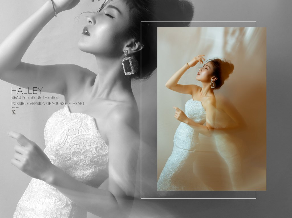 OKOH輕時尚婚紗,台北婚紗攝影師