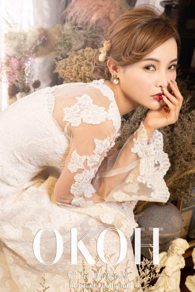 OKOH輕時尚婚紗攝影,台北婚紗攝影,台北婚紗攝影推薦