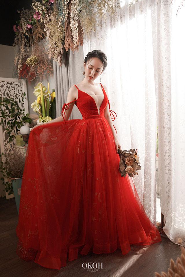 OKOH輕時尚婚紗,婚紗禮服推薦,婚紗禮服,婚紗推薦